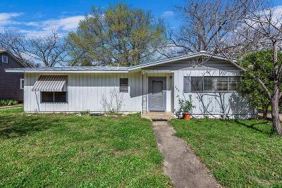 Fredericksburg TX Single Family Home For Sale: $292,000