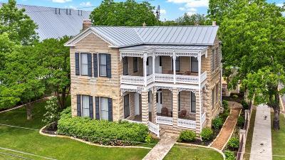 Fredericksburg TX Single Family Home For Sale: $2,075,000