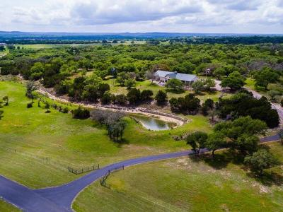 Kerr County Single Family Home For Sale: 470 N Bluff Creek Rd