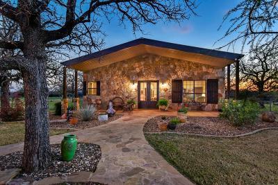Llano County Single Family Home For Sale: 699 Preston Rd.