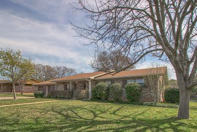 Single Family Home Under Contract W/Contingencies: 214 W Driftwood Dr
