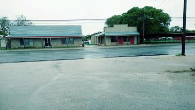 Harper Commercial For Sale: 23809 W Hwy 290