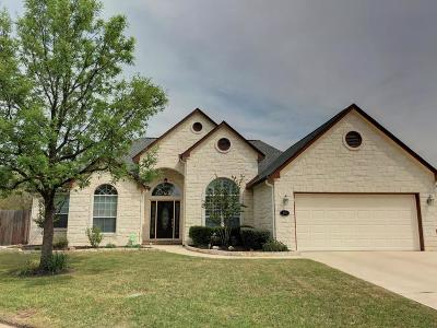 Single Family Home Under Contract W/Contingencies: 612 Persimmon Court