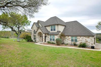 Kerr County Single Family Home For Sale: 196 Lookout Point