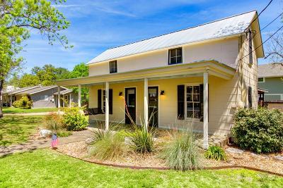 Fredericksburg Single Family Home For Sale: 608 W Schubert St