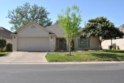 Fredericksburg Single Family Home For Sale: 313 Chase Oaks Place