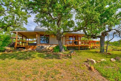 Llano County Single Family Home For Sale: 131 Horse Mountain Trail