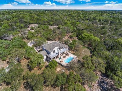 Kerrville Single Family Home For Sale: 673 Lake Ridge