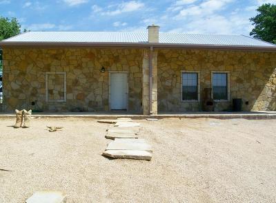 Llano County Single Family Home For Sale: 415 Buffalo Spring