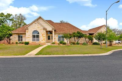 Fredericksburg Single Family Home Under Contract W/Contingencies: 802 Kimberly Lane