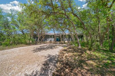 Blanco County Single Family Home For Sale: 416 E Rust Ranch Rd.