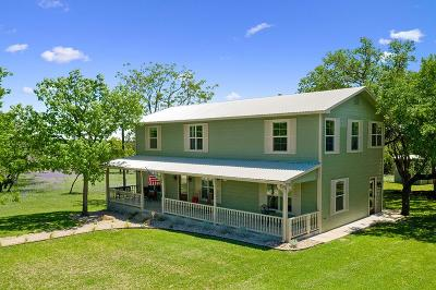 Gillespie County Single Family Home For Sale: 71 Cherry Oak