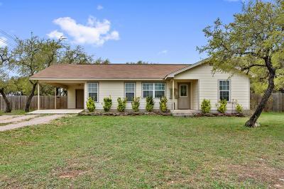Blanco County Single Family Home For Sale: 102 Miranda Court