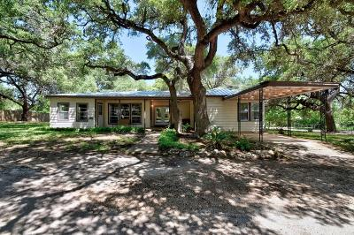 Blanco County Single Family Home For Sale: 507 E Pecan St