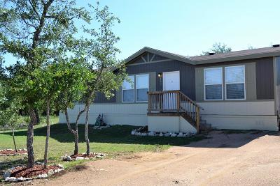 Blanco County Single Family Home For Sale: 133 Brianna Circle