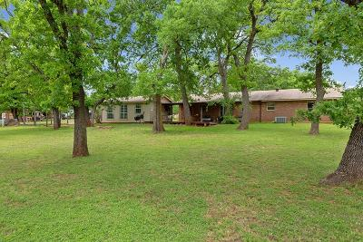 Gillespie County Single Family Home For Sale: 2804 Lower Crabapple Rd