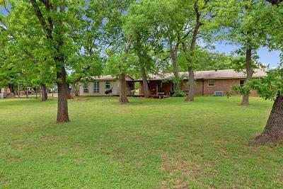 Fredericksburg Single Family Home For Sale: 2804 Lower Crabapple Rd