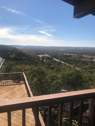 Fredericksburg Single Family Home For Sale: 6883 N Hwy 16 N.