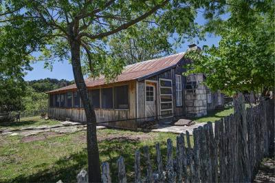 Kerr County Single Family Home For Sale: 3288 Hwy 39