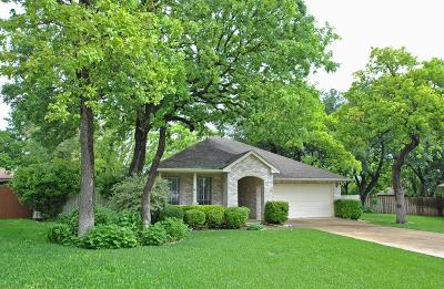 Fredericksburg Single Family Home For Sale: 109 Nature Trail