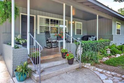 Fredericksburg Single Family Home For Sale: 709 N Orange St