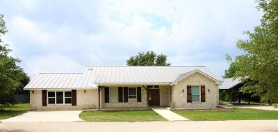 Kerr County Single Family Home For Sale: 6751 Hwy 27