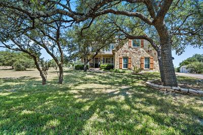 Blanco County Single Family Home For Sale: 385 Stonegate Dr.