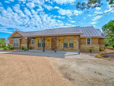 Blanco County Single Family Home For Sale: 102 N Vaquero Dr