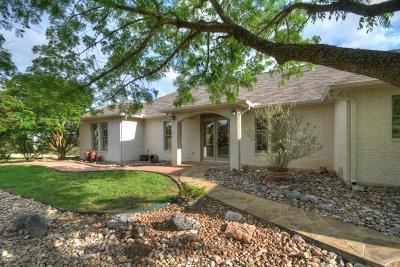 Gillespie County Single Family Home For Sale: 263 Turkey Valley
