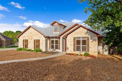 Gillespie County Single Family Home For Sale: 119 Stone Canyon