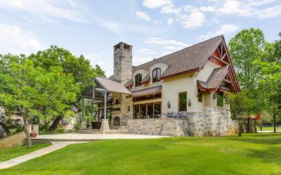 Kerrville Single Family Home For Sale: 161 Pr 1143