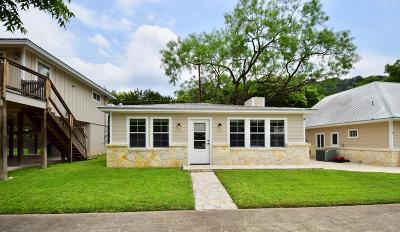 Kerr County Single Family Home For Sale: 116 Casa Bonita Ln.