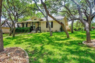Gillespie County Single Family Home For Sale: 127 Tanglewood Dr