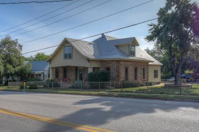 Llano Commercial For Sale: 1206 Ford St