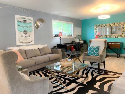 Fredericksburg Single Family Home For Sale: 102 N Cherry St