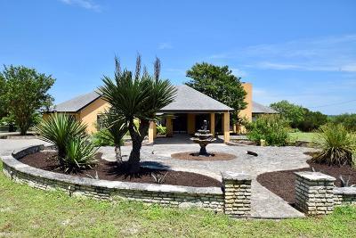 Kerrville Single Family Home For Sale: 339 Burney Lane