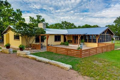 Fredericksburg Single Family Home For Sale: 105 Cardinal Lane