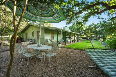 Fredericksburg Single Family Home For Sale: 721 E Rock Creek