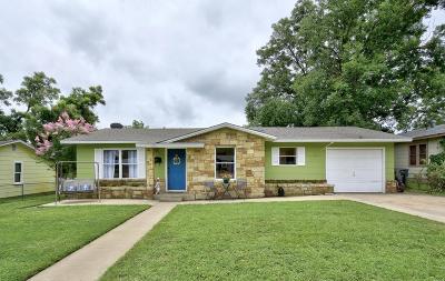 Fredericksburg Single Family Home For Sale: 333 W Burbank St