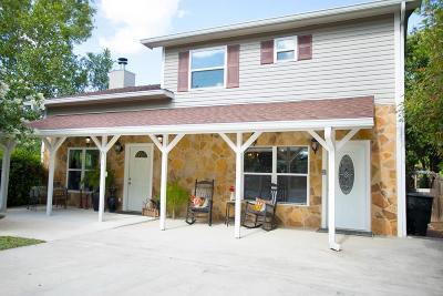 Fredericksburg Single Family Home For Sale: 505 Bluebonnet