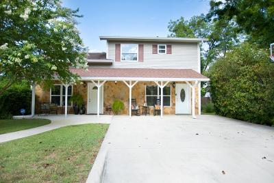 Fredericksburg Single Family Home For Sale: 505 Bluebonnet