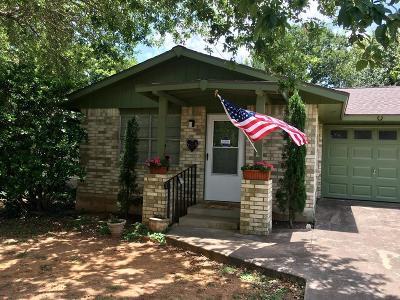 Fredericksburg Single Family Home For Sale: 205 Seamoor