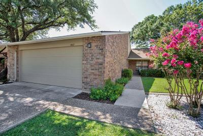 Fredericksburg Single Family Home Under Contract W/Contingencies: 467 Summit Circle Dr