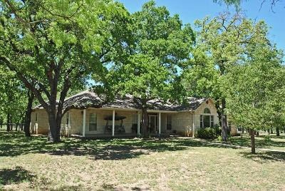 Fredericksburg Single Family Home For Sale: 640 Luckenbach Rd