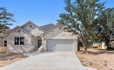 Fredericksburg Single Family Home For Sale: 712 Emory Dr