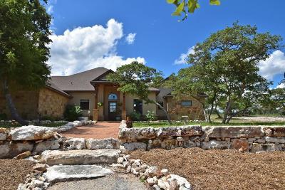 Fredericksburg Single Family Home For Sale: 72 Serenity Ln