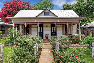 Fredericksburg TX Single Family Home For Sale: $1,050,000