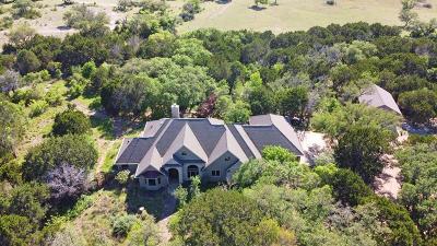Fredericksburg TX Single Family Home For Sale: $829,000