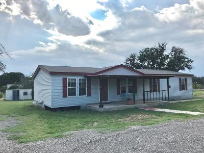 Gillespie County Single Family Home Under Contract W/Contingencies: 909 Baethge Blvd