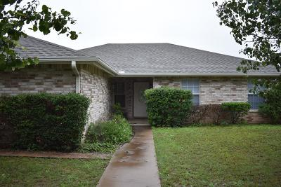 Llano County Single Family Home For Sale: 508 Flag Creek Dr